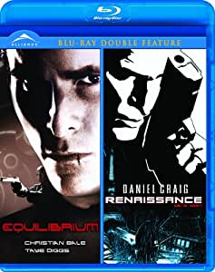 Equilibrium / Renaissance (Double Feature) [Blu-ray] (Bilingual)