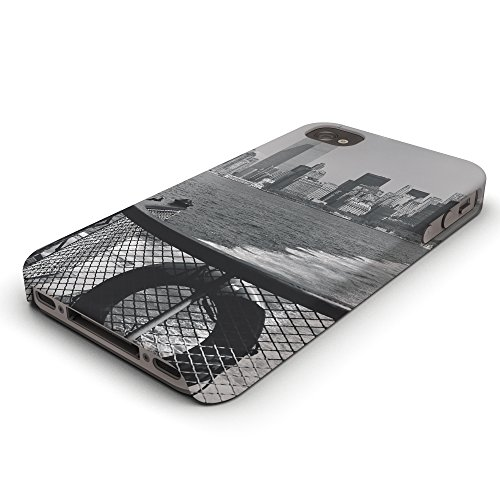 Koveru Back Cover Case for Apple iPhone 4/4S - Harbour New York