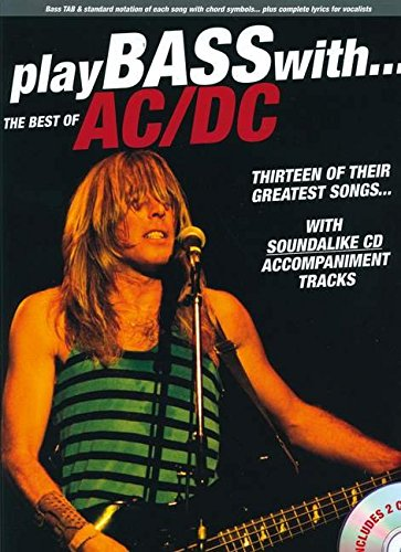 Play Bass With... The Best Of AC/DC: Amazon.es: Acdc: Libros en ...