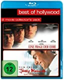 Jerry Maguire - Spiel des Lebens/Eine Frage der Ehre - Best of Hollywood/2 Movie Collector's Pack [Blu-ray]