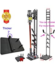 YILONG V11 stand Vacuum stand Cleaner Storage Basket Rack Steel Stick Stand Home Tool Organizer Holder For Dyson V6 V7 V8 V10 V11 Cleaner Freestanding