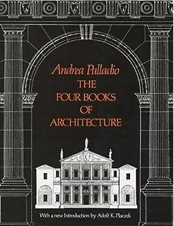 The Four Books of Architecture (Dover Architecture) by Andrea Palladio (2000-01