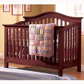 Amazon.com: Cuna de por vida – Essex Sienna (Cereza): Baby