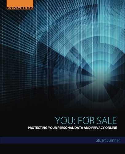 You  For Sale  Protecting Your Personal Data And Privacy Online
