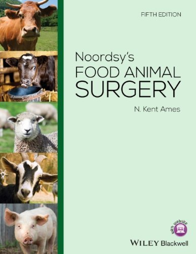 By N. Kent Ames - Noordsy's Food Animal Surgery (5th Edition) (2014-02-12) [Spiral-bound] Text fb2 ebook