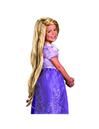 Disguise Costumes Tangled Rapunzel Wig