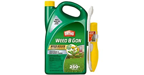 Ortho Weed B Gone 1 Gal Weed Killer With Wand Only 1249