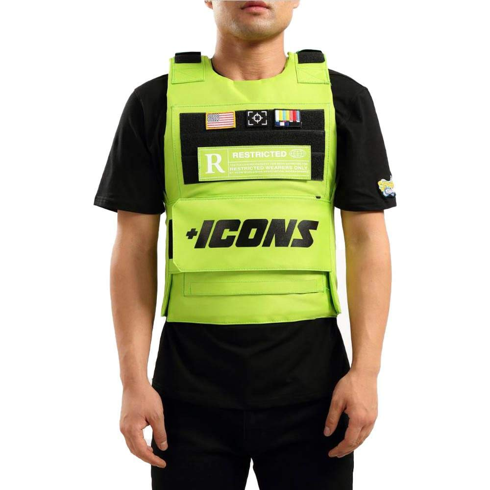 Hudson Icons Vest Green