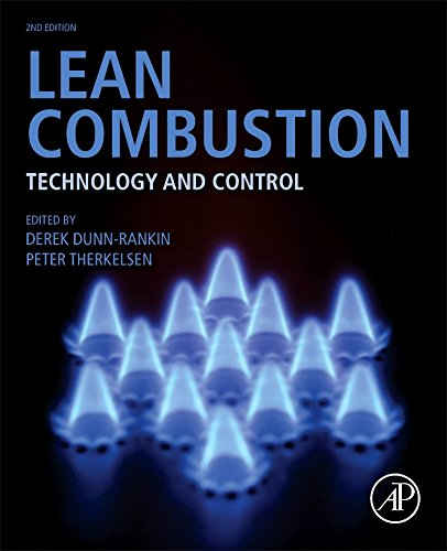 Lean Combustion, Second Edition: Technology and Control