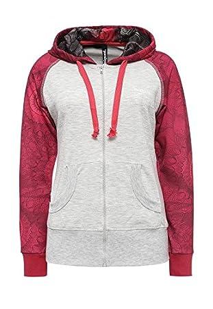 Desigual Mujer Woven Sudadera Camiseta Jacket L Zip H, Gris, M, 67s2sb0: Amazon.es: Deportes y aire libre