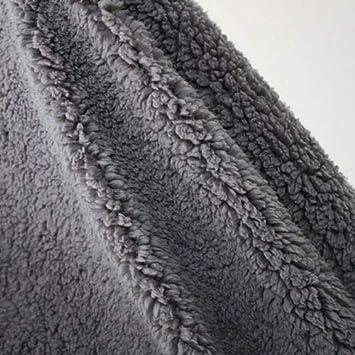 Black colour polar Fleece Width 160 Cm per metre