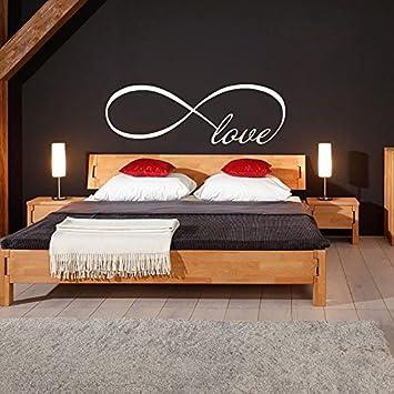 Wandtattoo Unendlichkeit Unendlichkeitssymbol Love Die Liebe ...