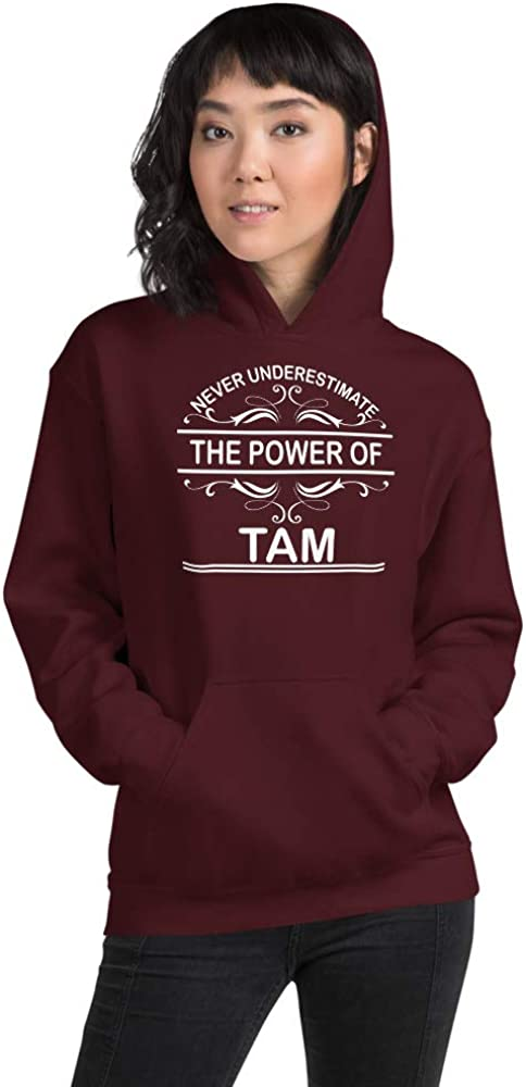 Never Underestimate The Power of TAM PF