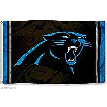 Carolina Panthers Large NFL 3x5 Flag