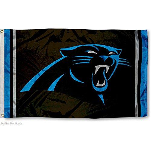 Carolina Panthers Large NFL 3x5 Flag (Carolina Panthers Flag)