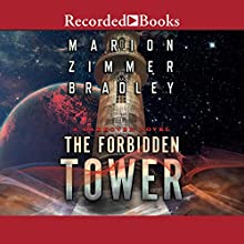 The Forbidden Tower Audiobook by Marion Zimmer Bradley Narrated by Max Bellmore