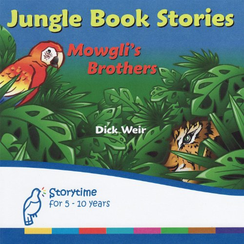 Mowgli's Brothers: Chapter 10
