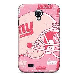 Samsung Galaxy S4 Mjc4511PMfg Custom Attractive New York Giants Pattern Durable Hard Phone Cases -AnnaDubois