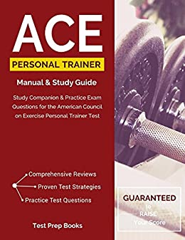 Amazon ace personal trainer manual study guide study ace personal trainer manual study guide study companion practice exam questions for the fandeluxe Gallery