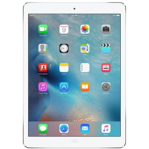 Apple MF529LL iPad White Silver