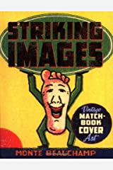 Striking Images: Vintage Matchbook Cover Art Paperback