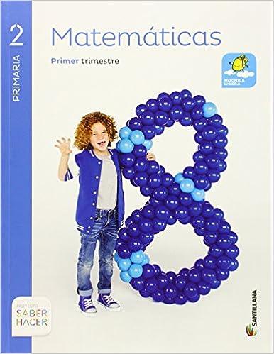 MATEMATICAS 2 PRIMARIA SABER HACER - Pack de 3 libros ...