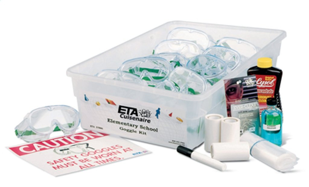 hand2mind Middle School Goggles Kit