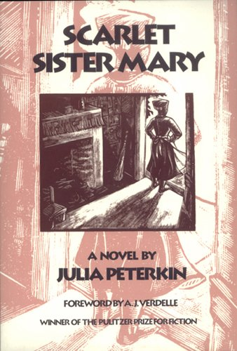 Scarlet Sister Mary: A Novel (Brown Thrasher Books)