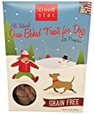 Cloud Star Oven Baked Holiday Treats For Dogs With Pumpkin 14Oz For Sale