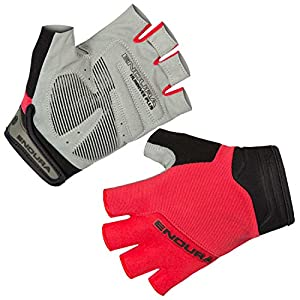 Endura Hummvee Plus Cycling Mitt Glove - Pro Mountain Bike MTB Gloves Red, Large