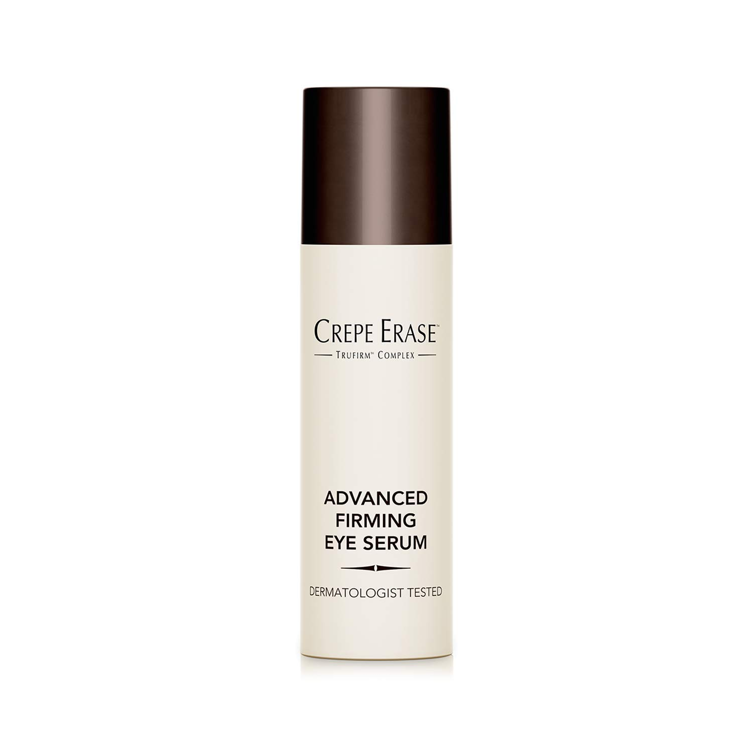 Crepe Erase - Advanced Firming Eye Serum - TruFirm Complex - 0.5 Ounce by Crepe Erase