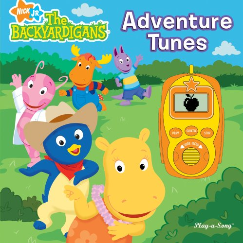 Download The Backyardigans Adventure Tunes [With Music Player W/20 Songs] (Play-A-Song) ebook