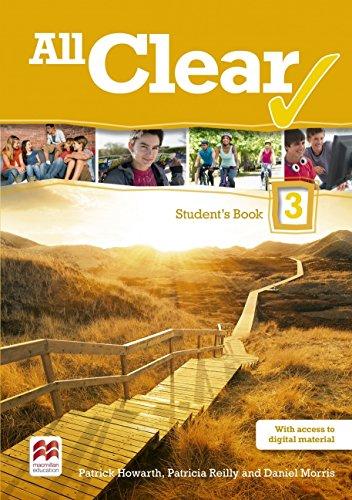 All Clear. Student'S Book (+ Workbook) - Caixa: Volume 3