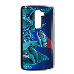 How to Train Your Dragon LG G2 Phone Case White Black Christmas Gifts&Gift Attractive Phone Case HLS5W0123609