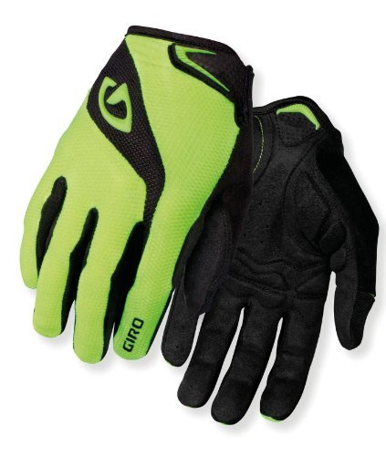 Giro Bravo LF Bike Glove - Mono Black X-Large Size: X-Large