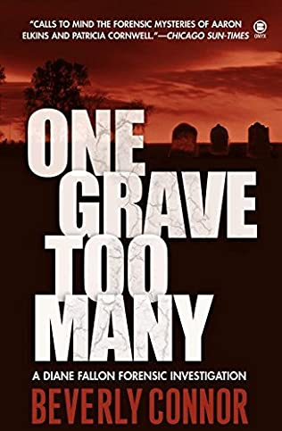 book cover of One Grave Too Many