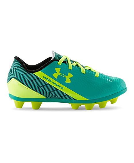 df97bf079 Amazon.com  Under Armour SF FLASH Youth Firm Ground Cleats  EML  (5.5)   Everything Else