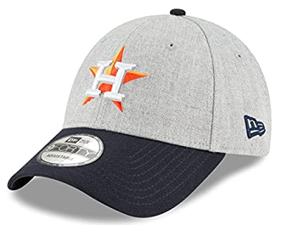 """Houston Astros New Era 9Forty MLB """"The League Heather 3"""" Adjustable Hat"""