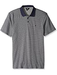 Mens Wowzer Plaid Polo Shirt · Volcom