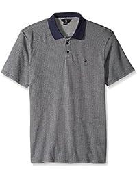 Mens Wowzer Plaid Polo Shirt