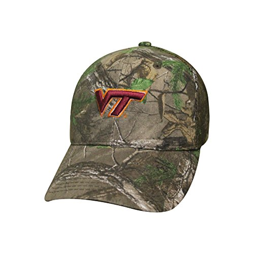 c7af5693fa314 Virginia Tech Hokies Camouflage Hats at Amazon.com