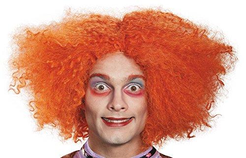 Alice in Wonderland Mad Hatter Adult Wig -