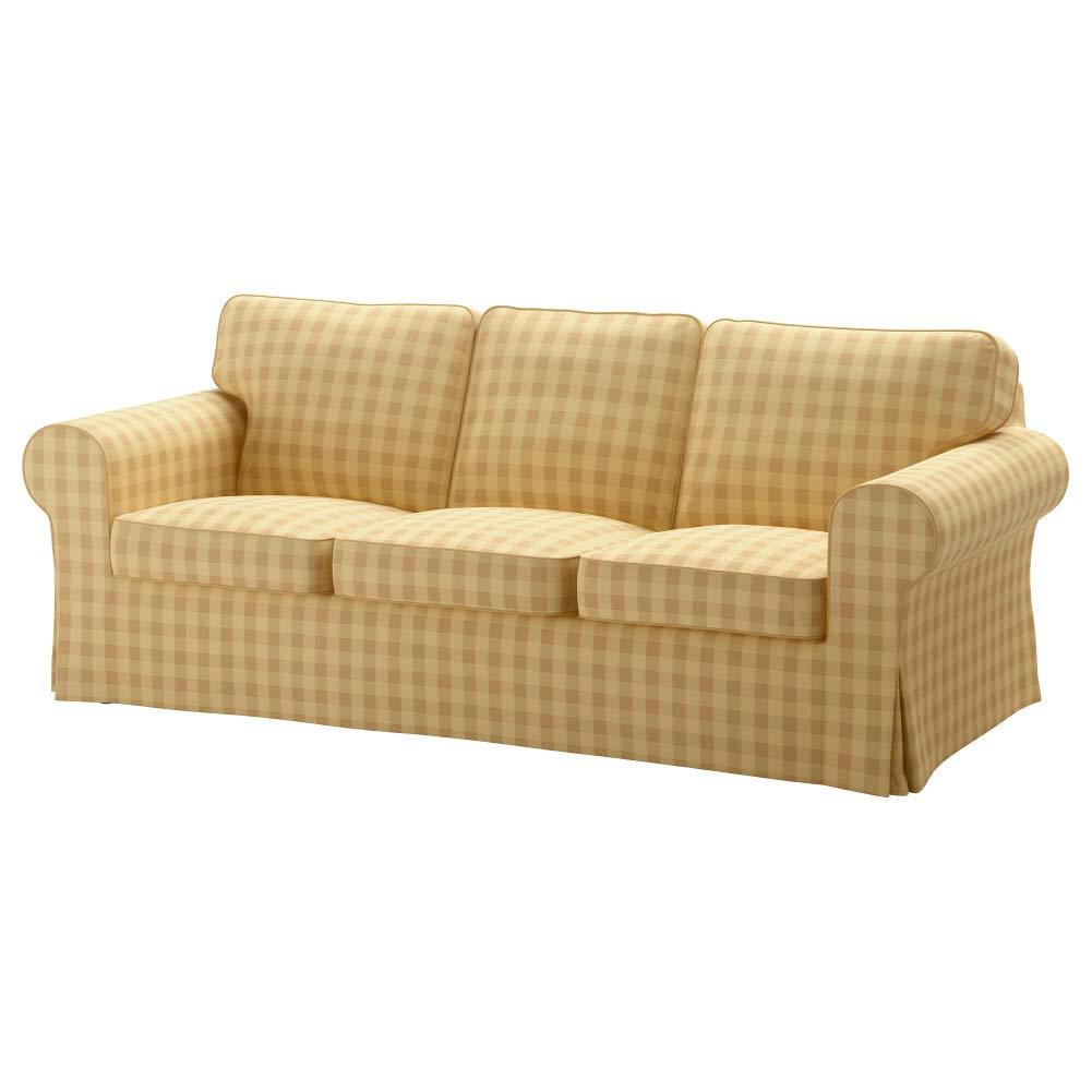 Amazon.com: IKEA Original Ektorp - Funda para sofá con ...