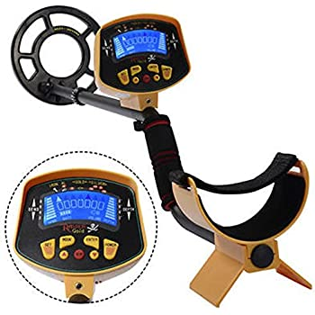 TOPCHANCES MD-3010II Underground Sensitive Type Metal Detector Treasure Digger Gold Hunter