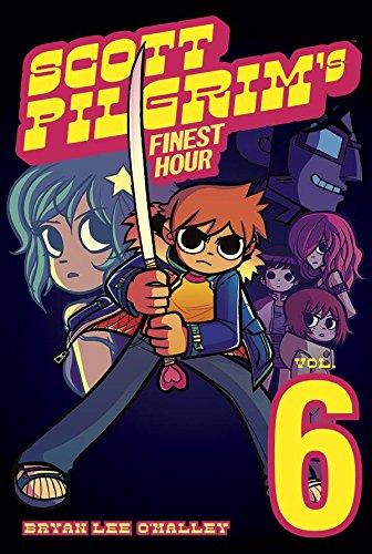 Scott Pilgrim, Vol. 6: Scott Pilgrim's Finest Hour (Hours Best Buy Store Toronto)