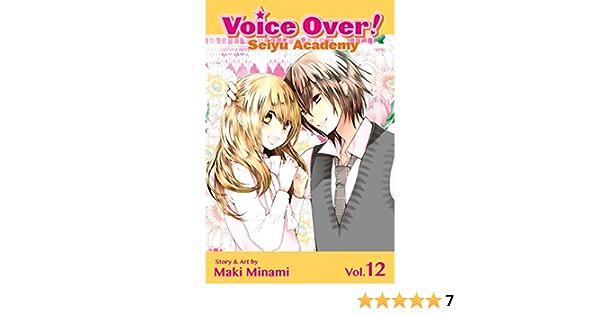 English Manga Graphic Novels Lot New Seiyu Academy Voice Over Vol. 1-12
