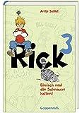 Rick (Bd.3) - Einfach mal die Schnauze halten! (Kinder- und Jugendliteratur)