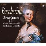 Boccherini: String Quintets, Vol.5