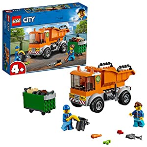 LEGO City Garbage Truck Building...