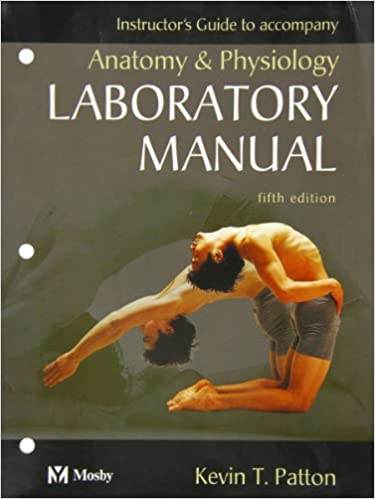 Anatomy and Physiology - Instructors Resource to Accompany Lab ...